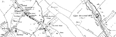 Old map of Brae of Achnahaird centred on your home