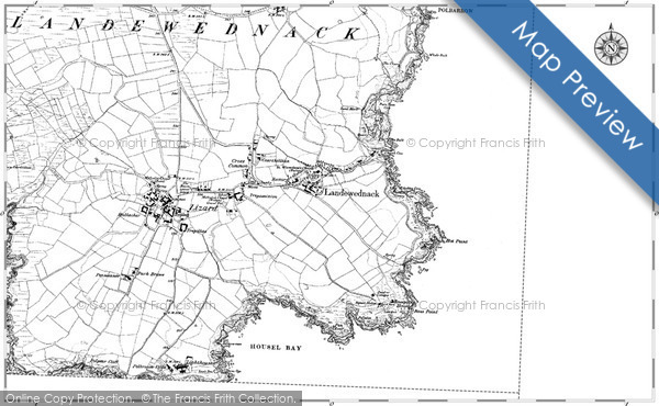 Historic Map covering Balk, The