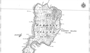 Historic Map of Bardsey Island