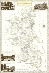 Map of Map of Buckinghamshire