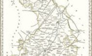 Map of Map of Cambridgeshire