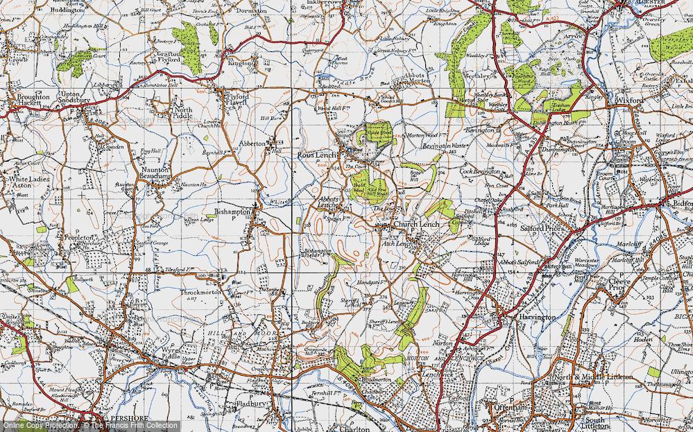 Ab Lench, 1946