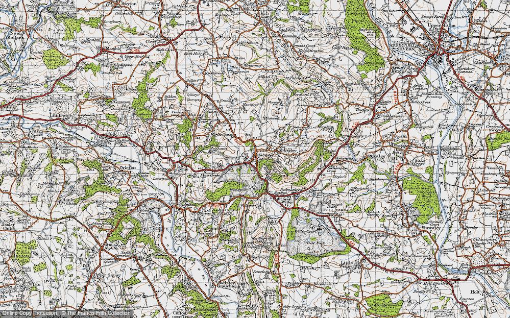 Abberley, 1947