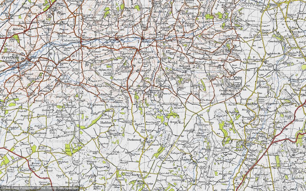 Abbey, 1946