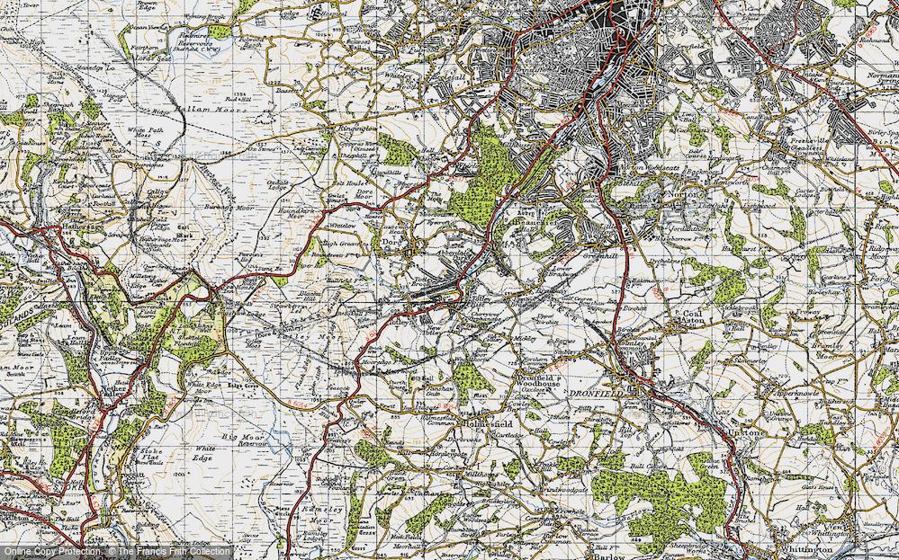 Abbeydale Park, 1947