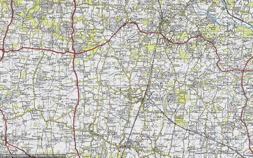Abbotsford, 1940