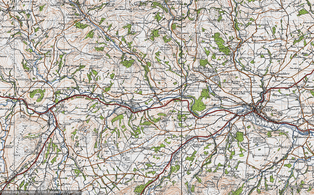 Aberbran, 1947