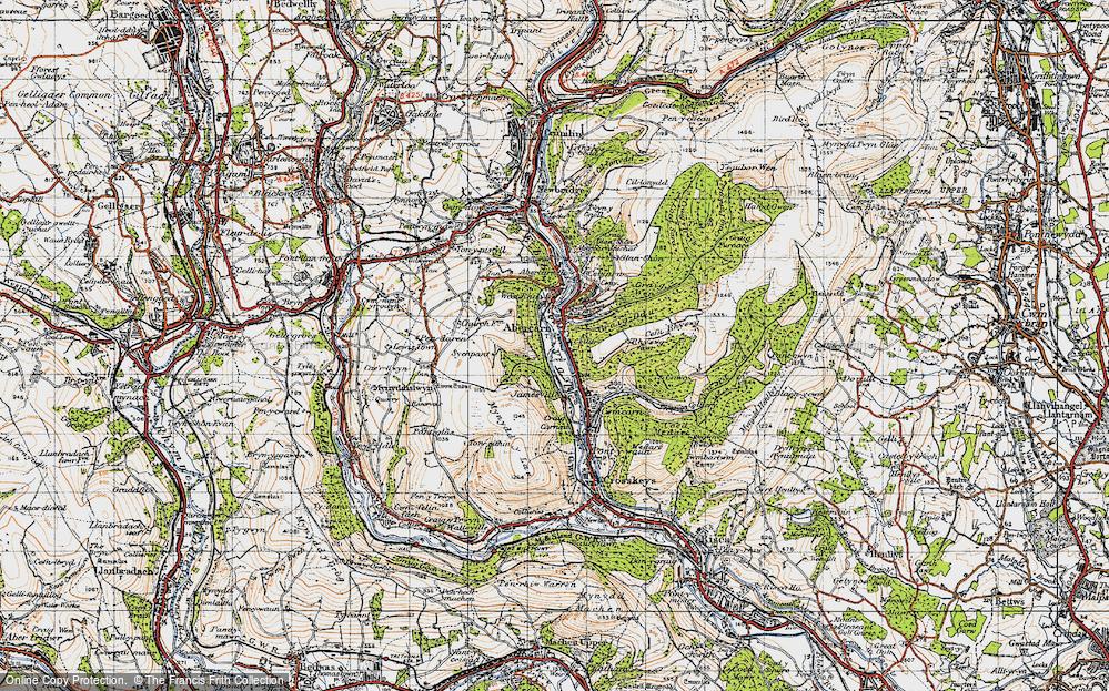 Abercarn, 1947