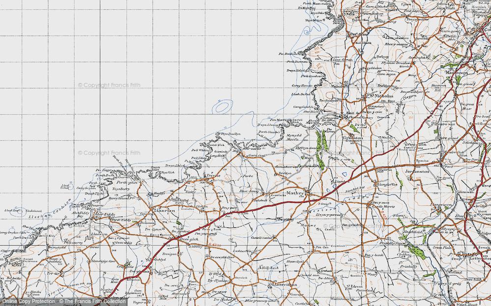 Abercastle, 1946