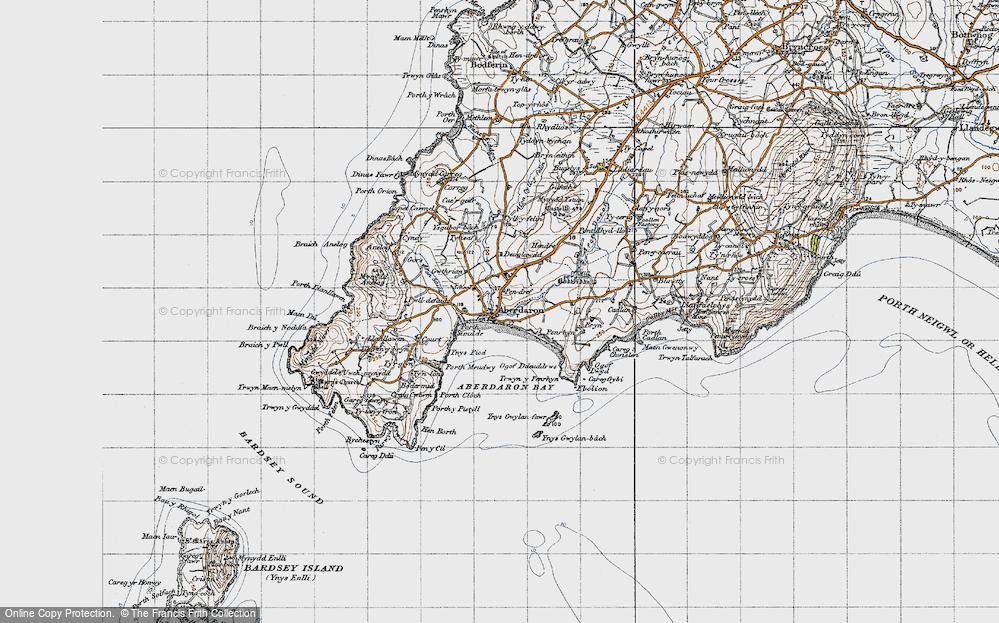 Aberdaron, 1947