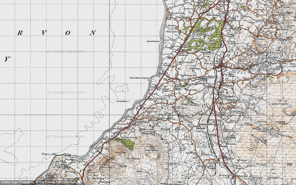 Aberdesach, 1947