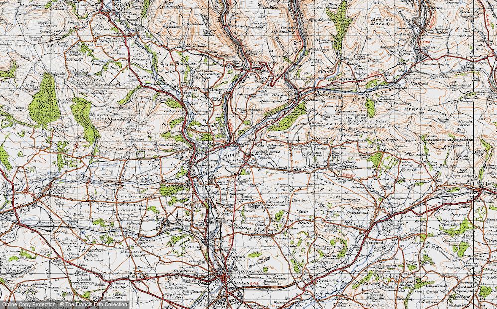 Abergarw, 1947