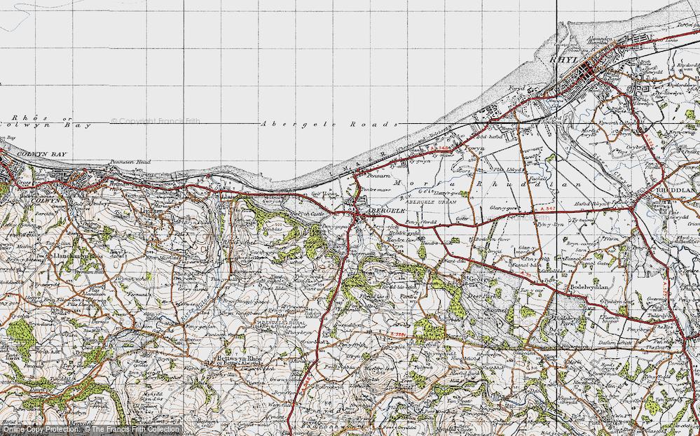 Abergele, 1947