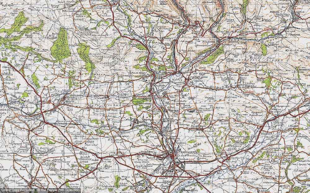 Aberkenfig, 1947