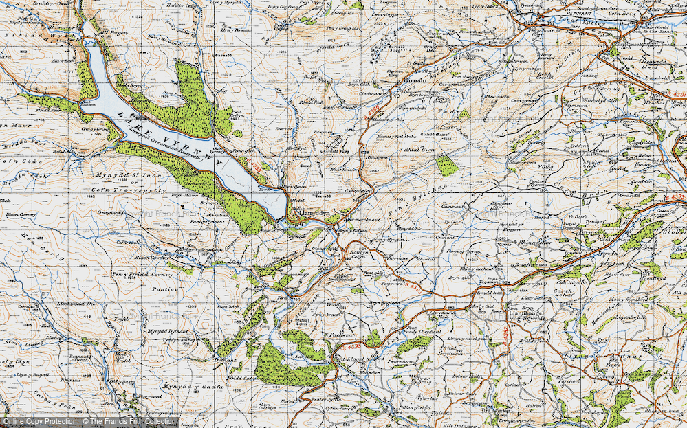 Abertridwr, 1947