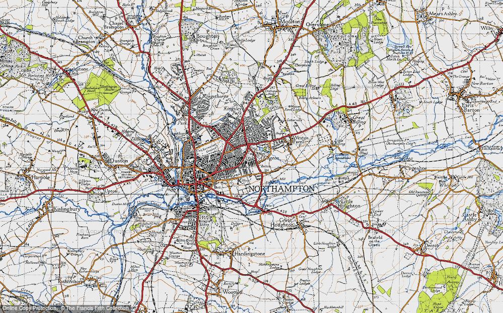 Abington, 1946