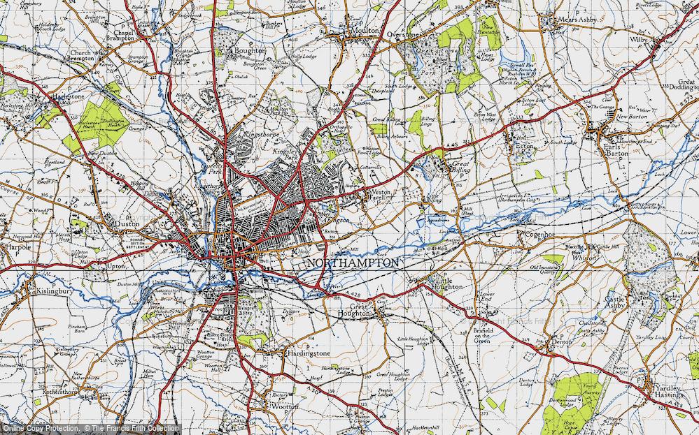 Abington Vale, 1946