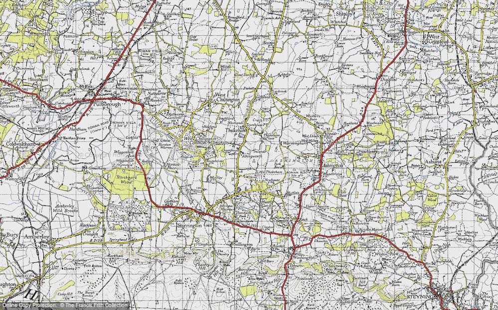Abingworth, 1940