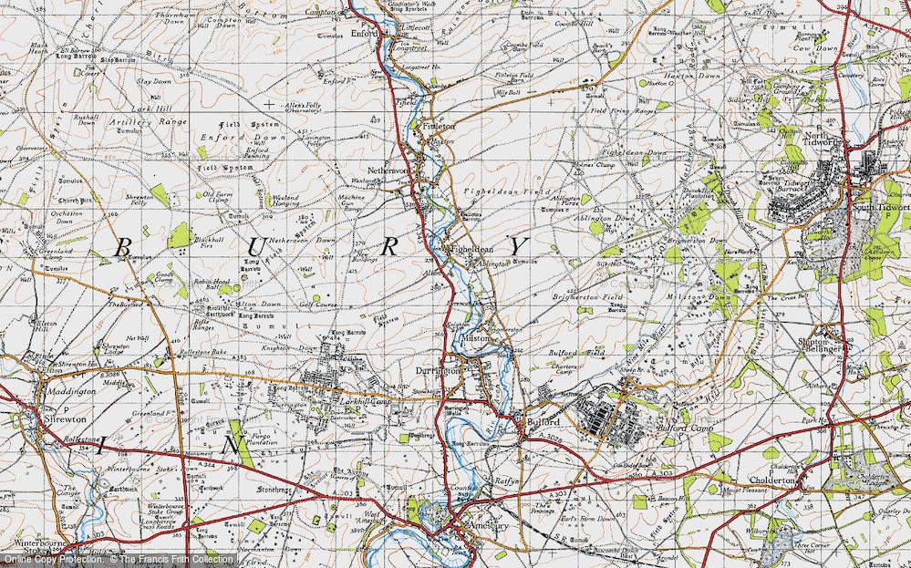 Ablington, 1940