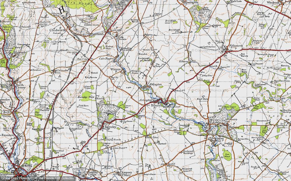 Ablington, 1946