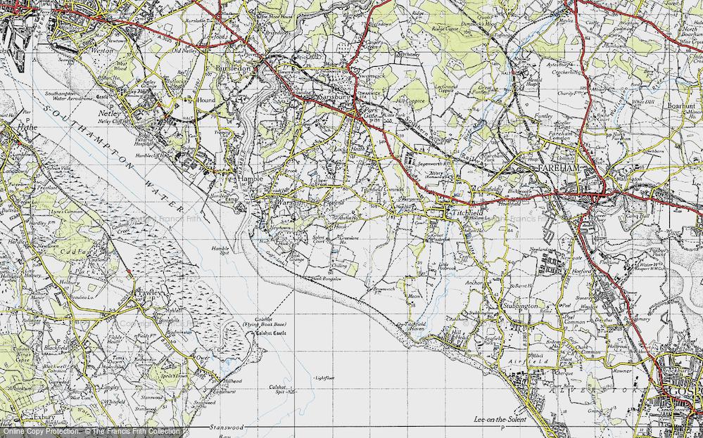 Abshot, 1945