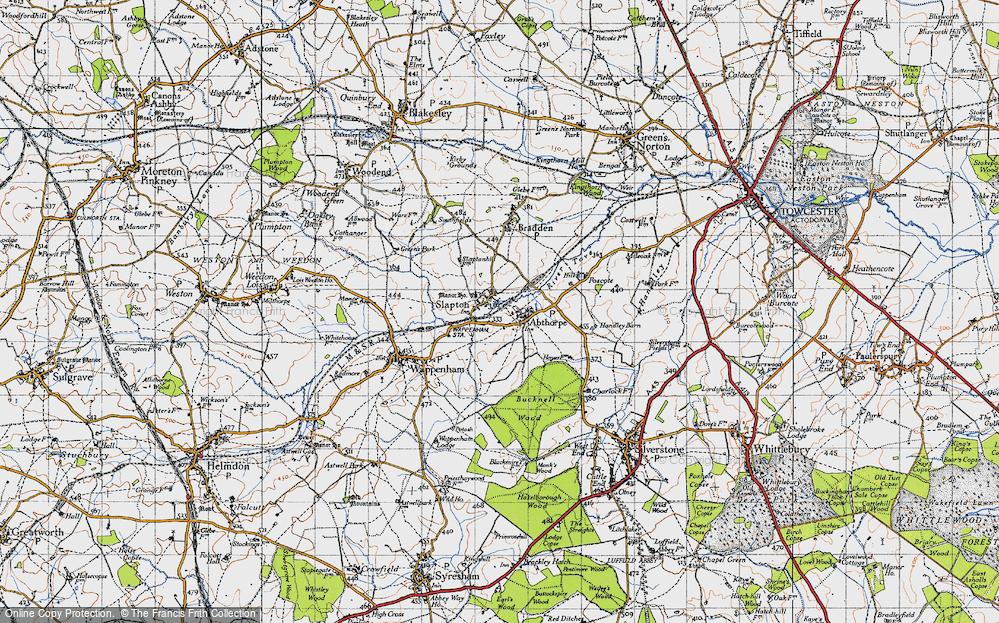 Abthorpe, 1946