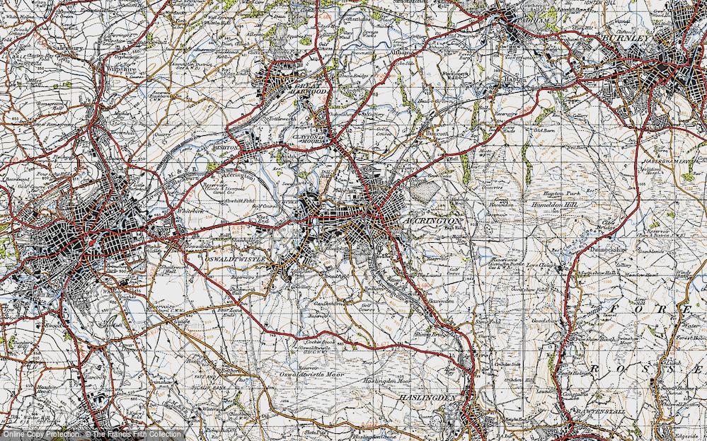 Accrington, 1947