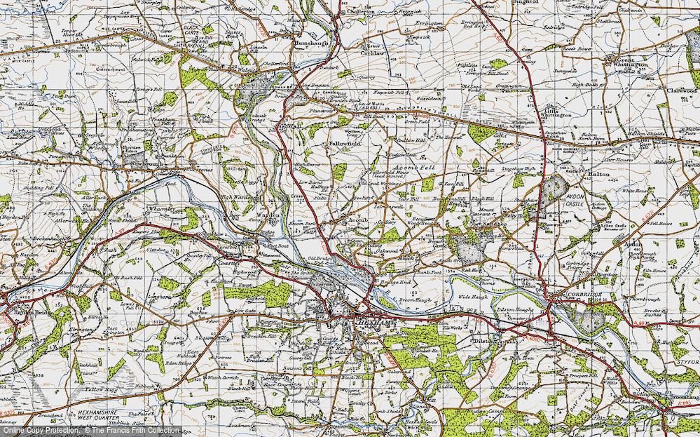 Acomb, 1947