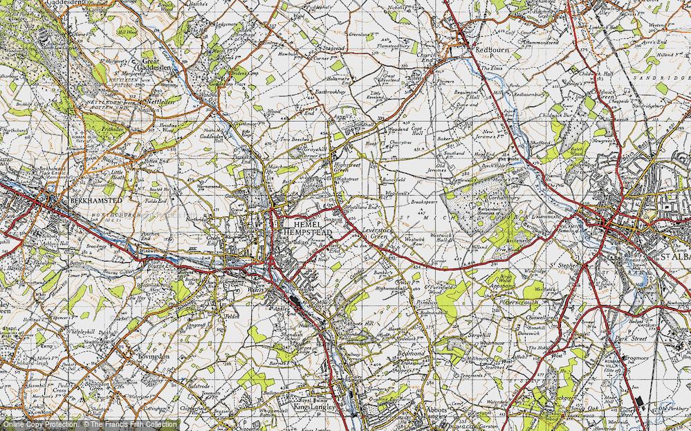 Adeyfield, 1946