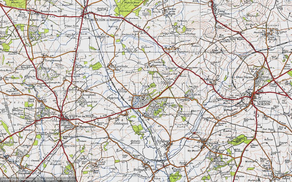 Adlestrop, 1946