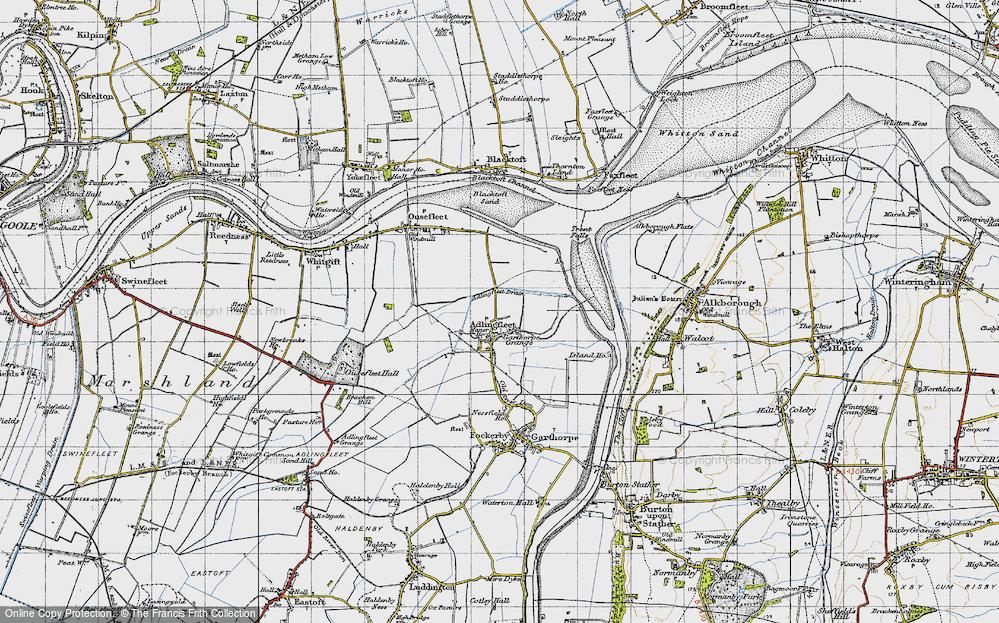 Adlingfleet, 1947