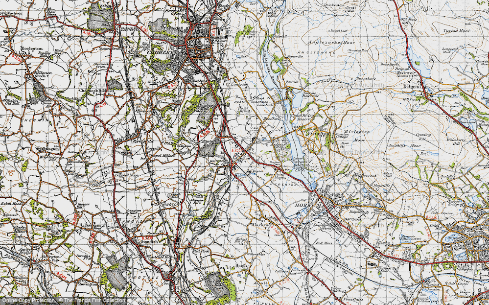 Adlington, 1947