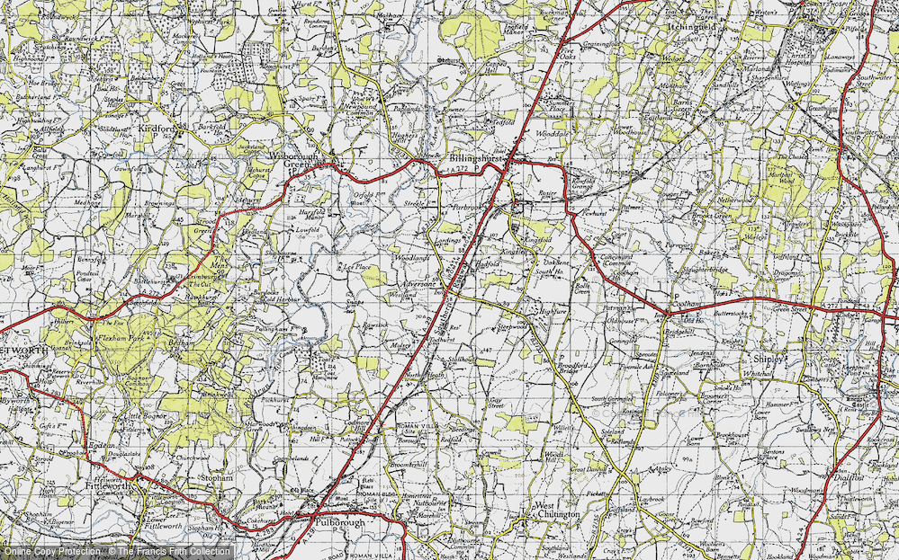 Adversane, 1940