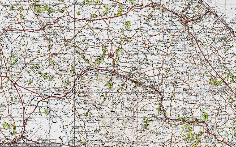 Afon-wen, 1947