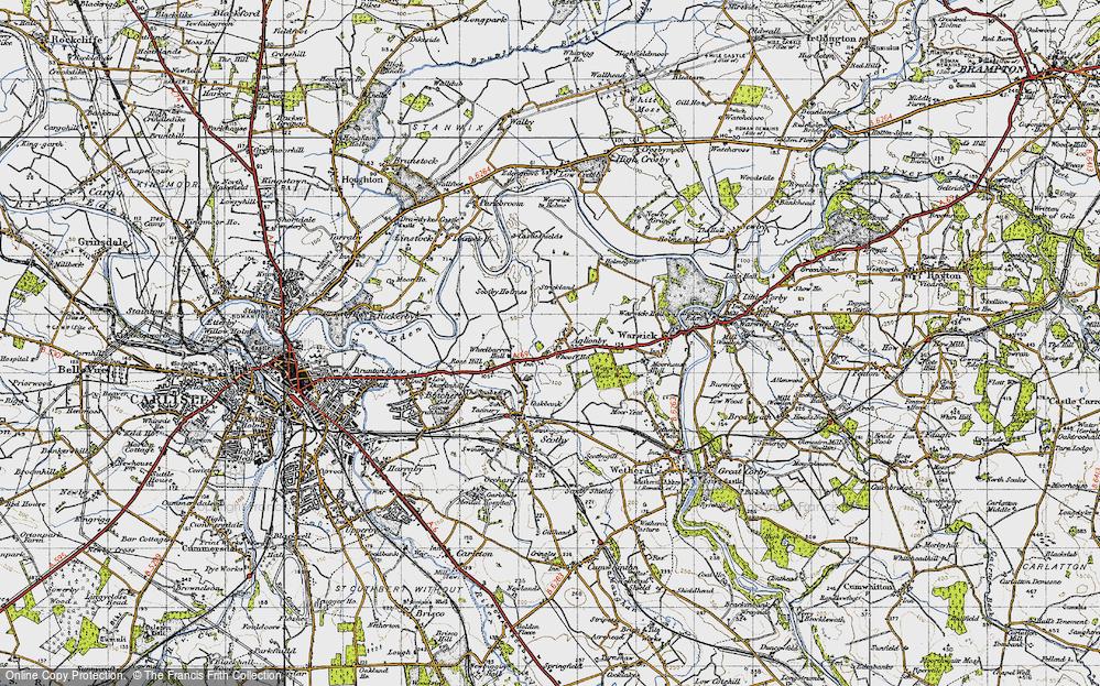 Aglionby, 1947