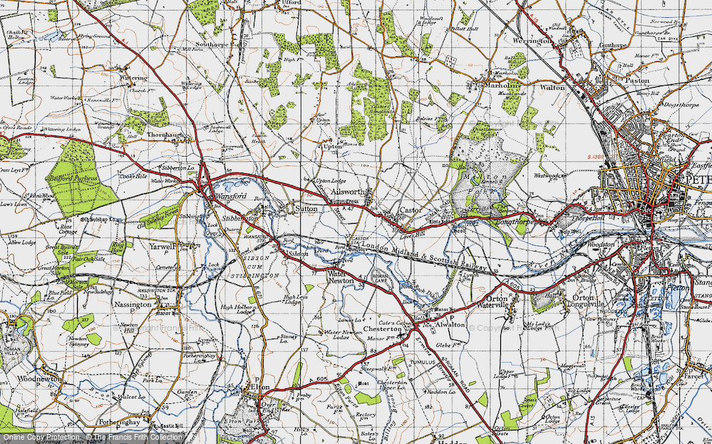 Ailsworth, 1946