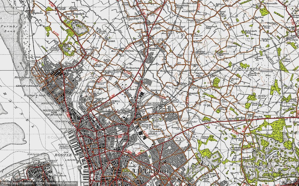 Aintree, 1947