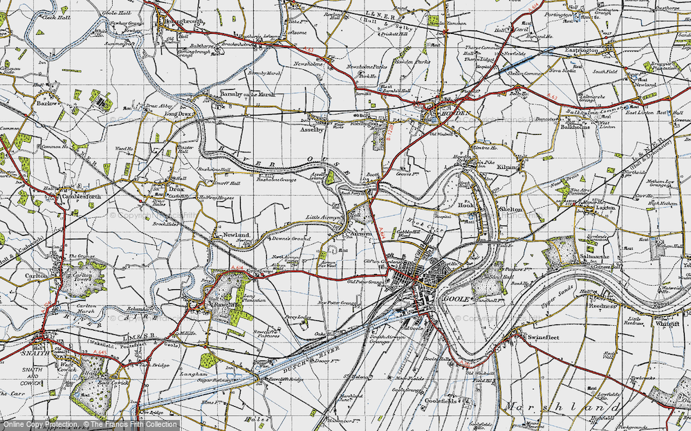 Airmyn, 1947