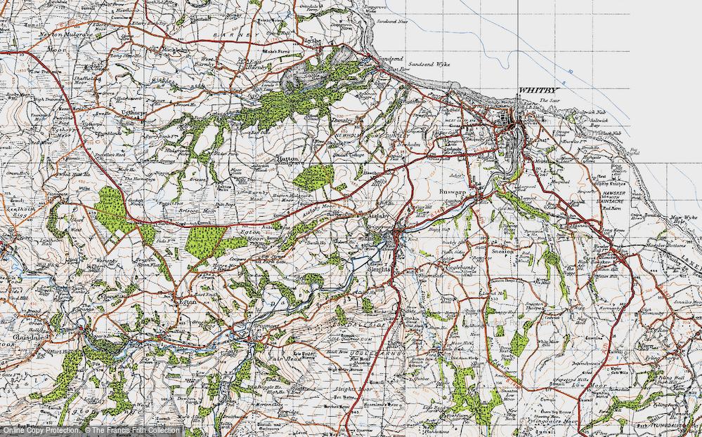 Aislaby, 1947