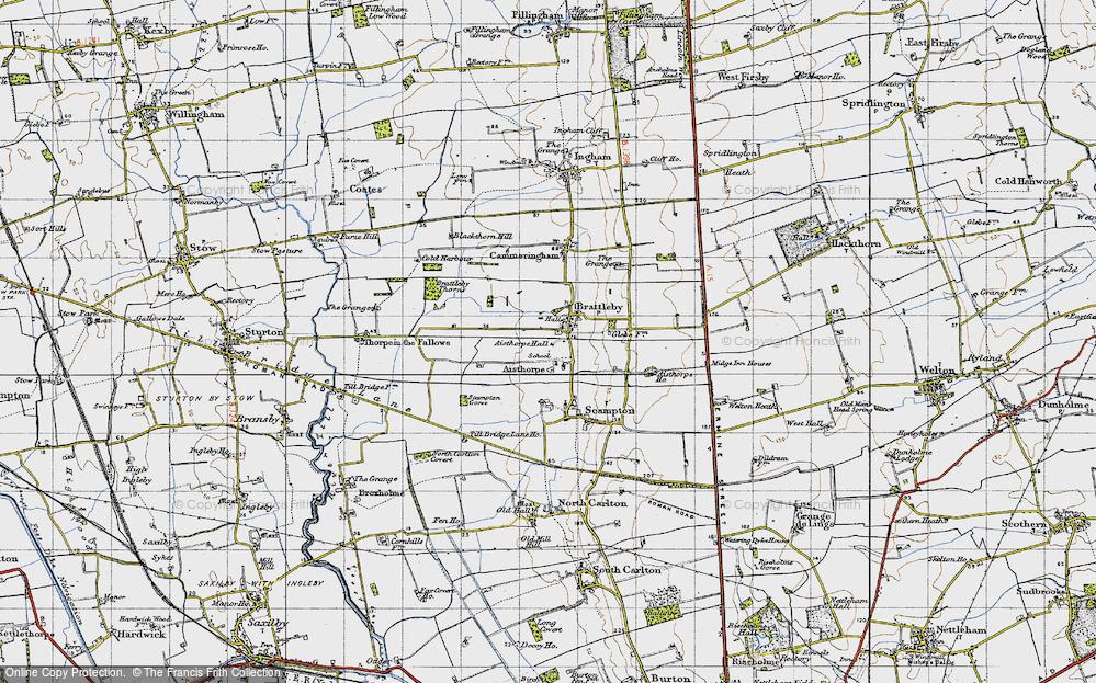 Aisthorpe, 1947
