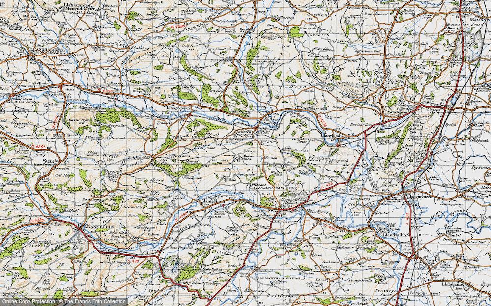 Aithnen, 1947