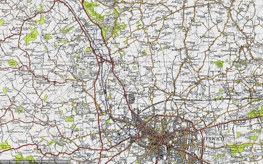 Akenham, 1946