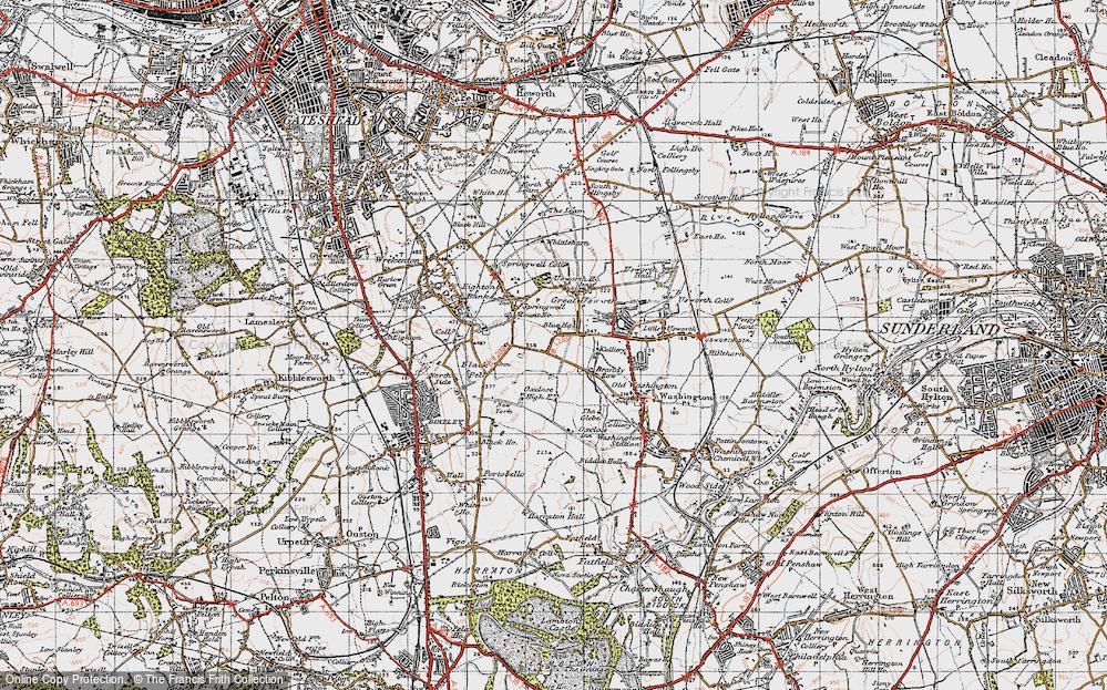 Albany, 1947