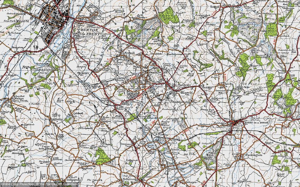 Albert Village, 1946