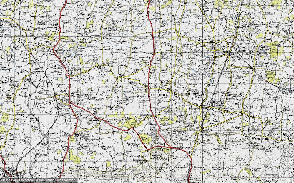 Albourne Green, 1940