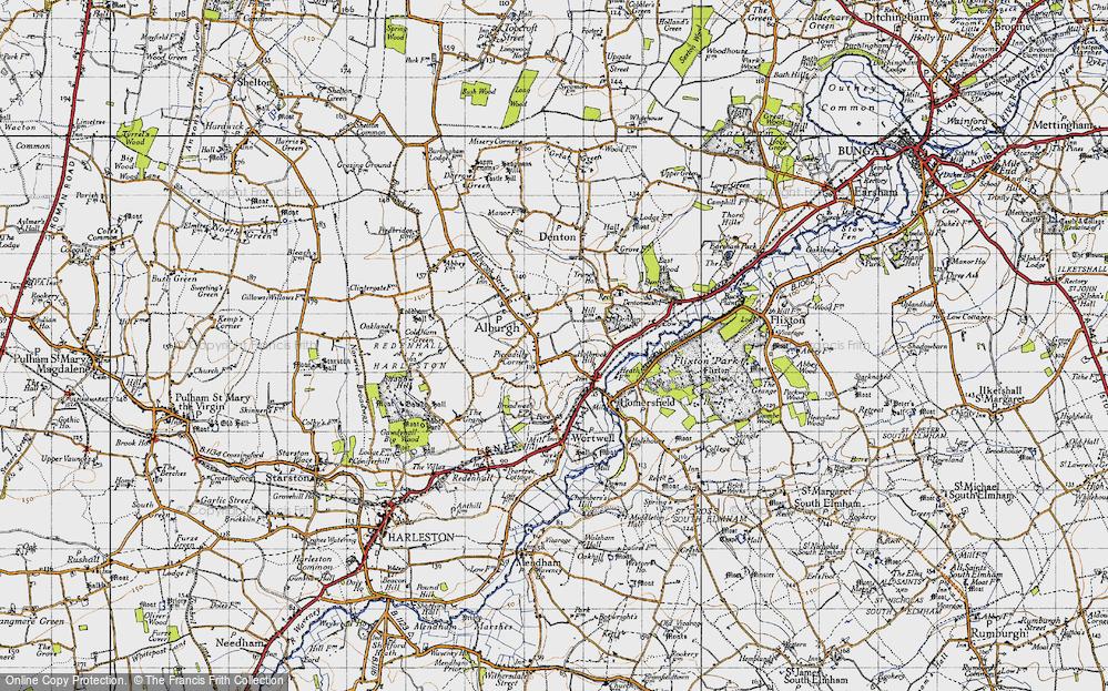 Alburgh, 1946
