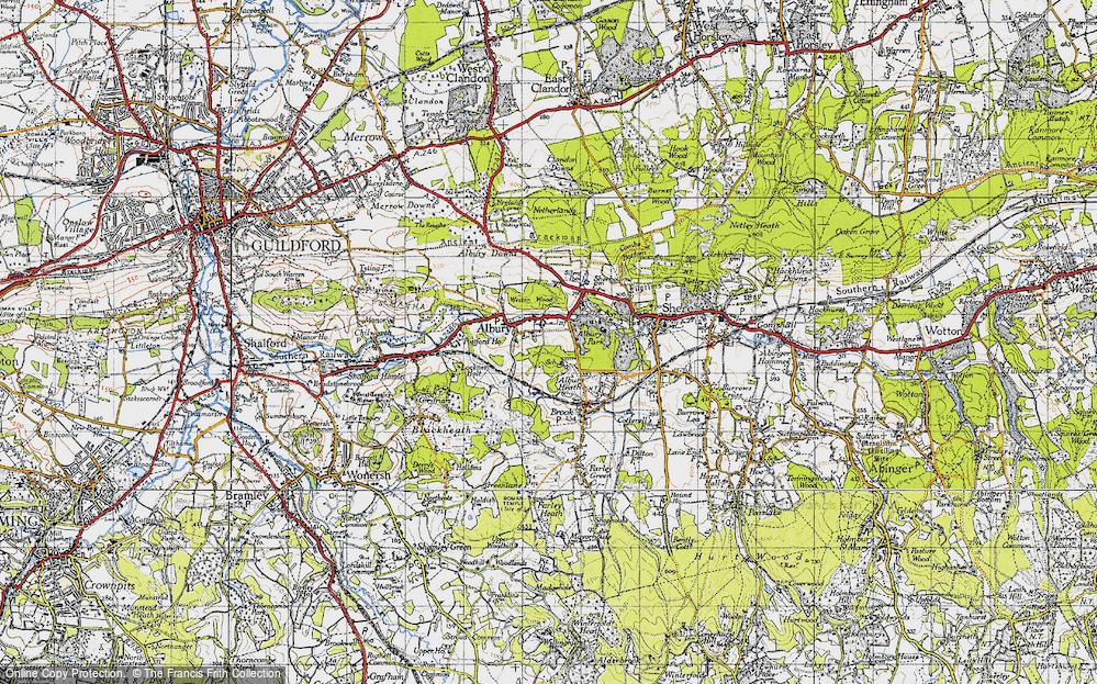 Albury, 1940