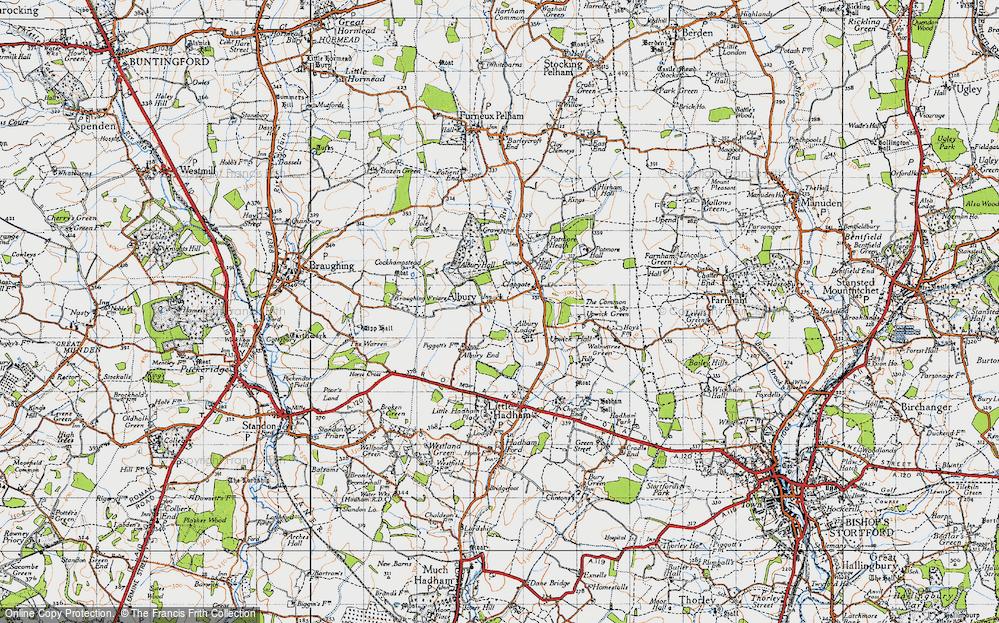 Albury, 1946