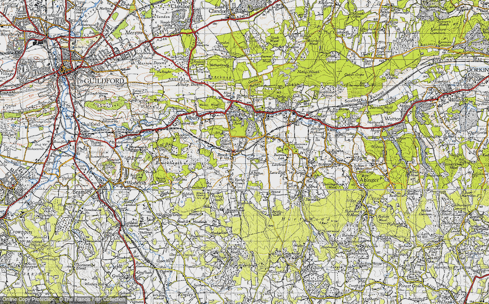 Albury Heath, 1940