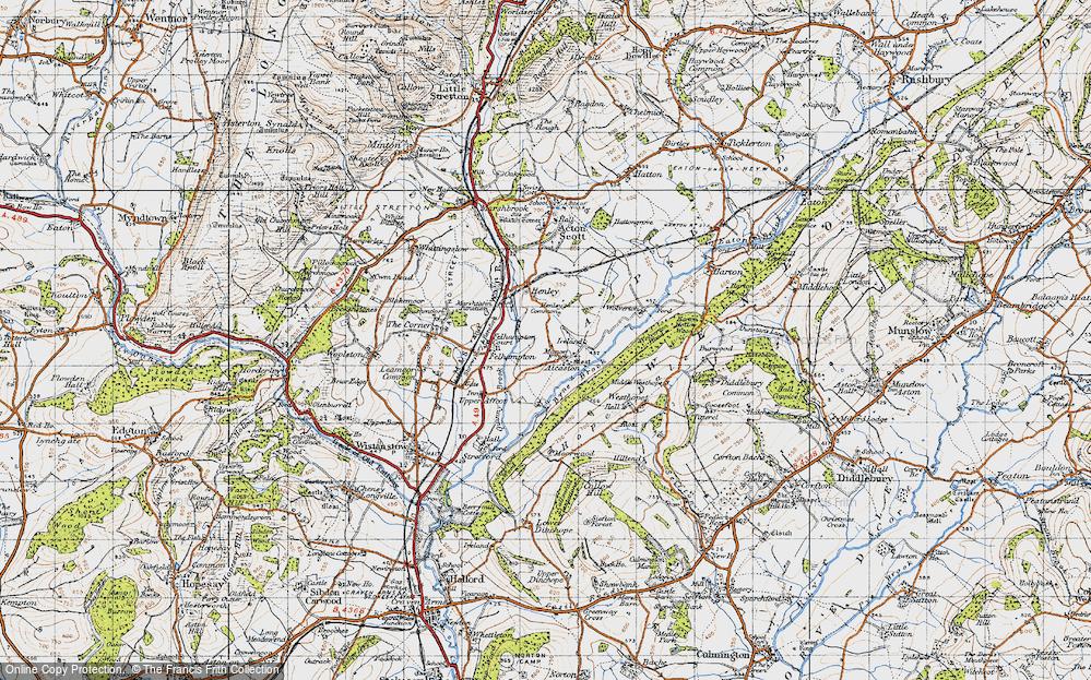 Alcaston, 1947